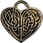 Кельтский любовный крест