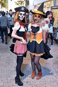 Хэллоуин — праздник фото