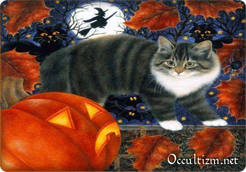 Хэллоуин как отпраздновать