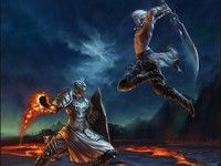 Боевая магия фото