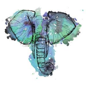 тотем слон фото